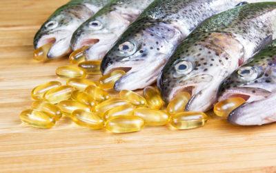 Antiinflamatorios y ratio Omega6/Omega 3: Rol en el ejercicio y en la hipertrofia muscular