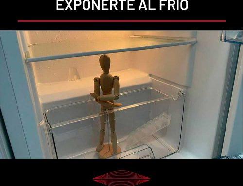 LA NECESIDAD DE EXPONERTE AL FRÍO