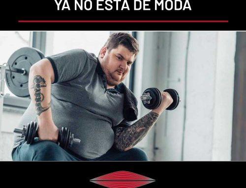 EL CURL DE BÍCEPS YA NO ESTÁ DE MODA