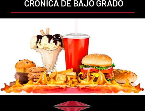 NUTRICIÓN E INFLAMACIÓN CRÓNICA DE BAJO GRADO