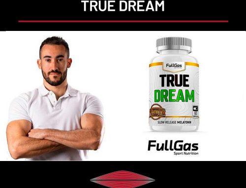 NUEVO SUPLEMENTO CON FULLGAS: TRUE DREAM