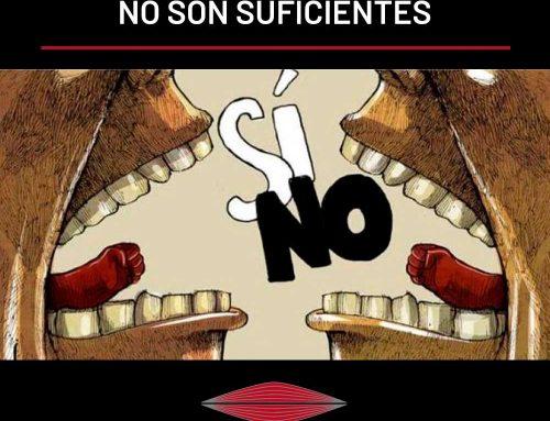 LOS HECHOS DEMOSTRADOS NO SON SUFICIENTES
